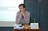 Семинар Константина Иванова  в Торгово-промышленной палате Алтайского края