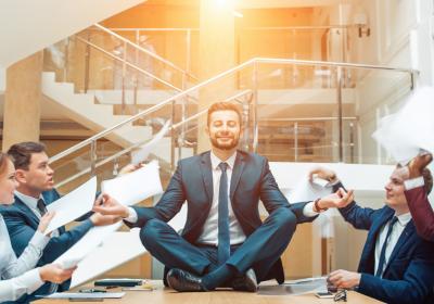 Деловая психология: как научиться управлять собой, развить внутренний потенциал и личную эффективность