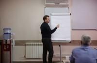 Налоговый юрист Артем Евсеев провел семинары в ЦДПО
