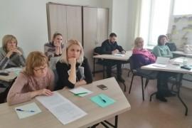 Семинар Константина Едина в Томске