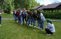 Тренинг командообразования (сплочения коллектива) для Компании GreenSide