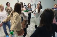 Тренинг командообразования  для Студии растяжки Lady Stretch