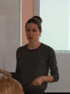 Сорокина Анастасия Ильинична