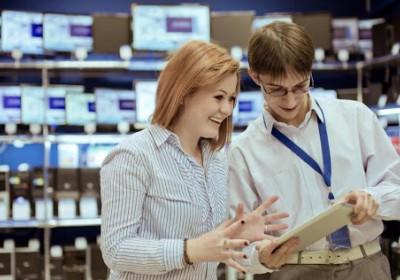 B2С продажи (корпоративное обучение)